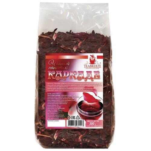 Чайный напиток красный Teabreeze Каркаде, 300 г