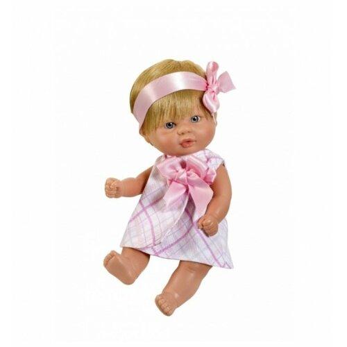 Кукла ASI Пупсик, 20 см, 2110005 asi классическая кукла asi пепа в клетчатом пальто 60 см