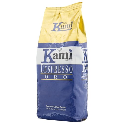 Кофе в зернах Kami Oro, арабика, 1000 г kami rosso page 7
