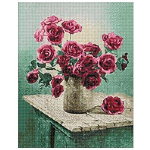 Купить Гранни Набор алмазной вышивки Розовые грезы (Ag 386) 38х48 см, Алмазная вышивка