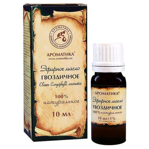 Ароматика эфирное масло Гвоздика 10 мл масло для душа ароматика ароматика ar048lwexeu7