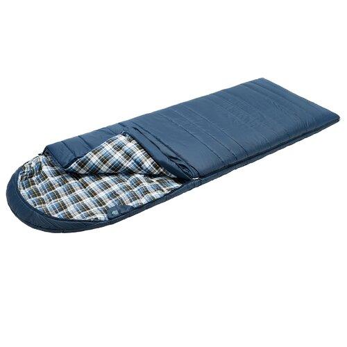 Спальный мешок TREK PLANET Douglas Wide Comfort синий с правой стороны спальный мешок trek planet glasgow 70331
