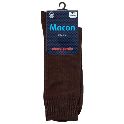 Носки Pierre Cardin City line. Macon, размер 45-46, коричневый