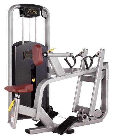 Тренажер со встроенными весами Bronze Gym MV-004