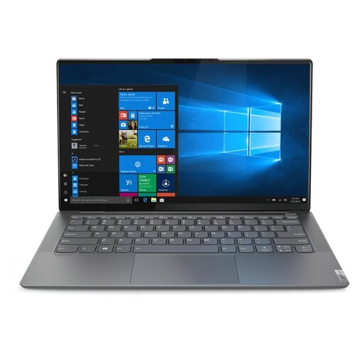 Ноутбук Lenovo Yoga S940-14IWL (81Q7000JRU), Iron Grey