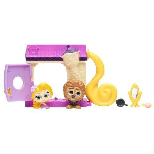 Купить Игровой набор Moose Disney Doorables Рапунцель Запутанная история 69414, Игровые наборы и фигурки