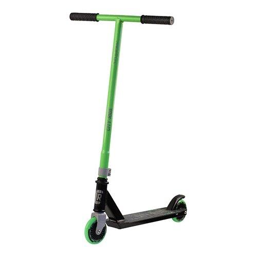 Спортивный самокат City-Ride CRH19O/CRH19GY зеленый