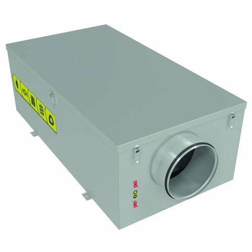 Приточная установка Shuft CAU 2000/1-5,0/2 VIM настенная однорядная решетка shuft 1 wa 500 150