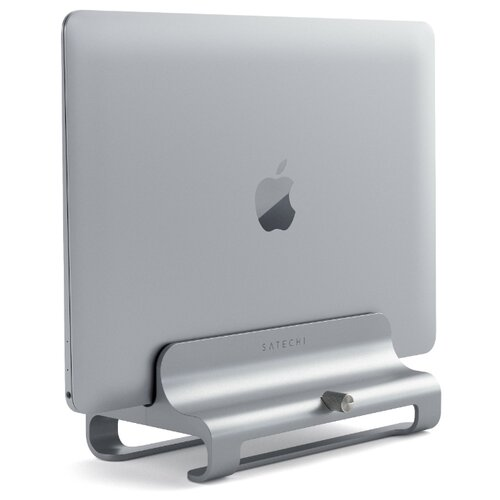 Подставка для ноутбука Satechi Universal Vertical Aluminum Laptop Stand, silver