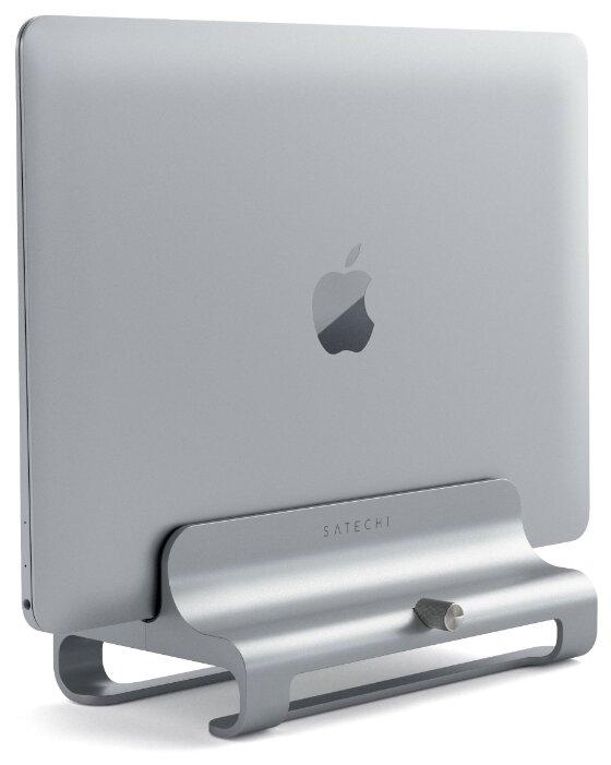 Подставка для ноутбука Satechi Universal Vertical Aluminum Laptop Stand
