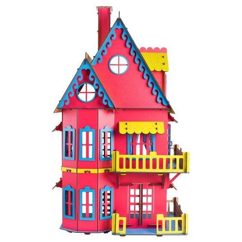 Купить Сборная модель Большой слон Кукольный домик Цветной, Сборные модели