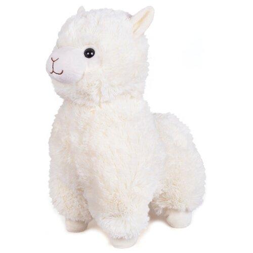 Мягкая игрушка Fancy Гламурная Альпака белая 31 см