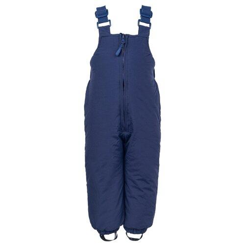 Купить Полукомбинезон playToday 397103 размер 86, темно-синий, Полукомбинезоны и брюки