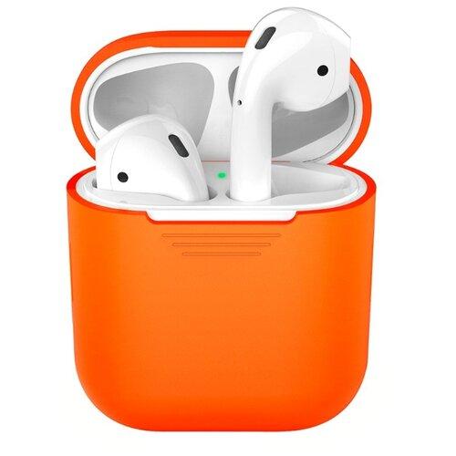 Чехол Deppa для AirPods orange