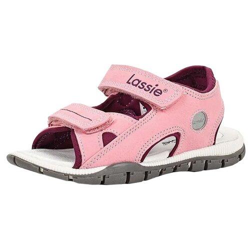 Сандалии Lassie размер 29, 4220 розовыйБосоножки, сандалии<br>