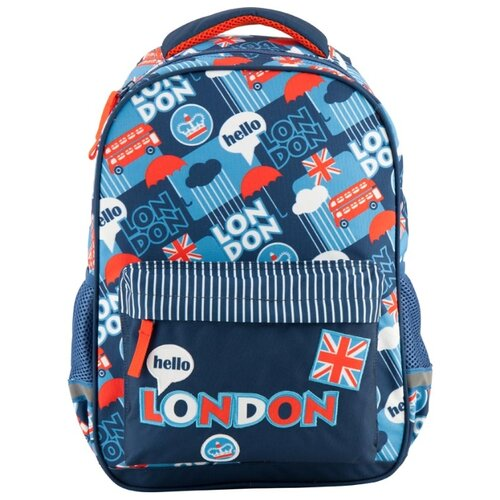 Купить Kite Рюкзак Junior K18-831M темно-синий, Рюкзаки, ранцы