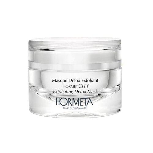 Hormeta маска-эксфолиант для лица HormeCity Exfoliating Detox Mask отшелушивающая 50 мл