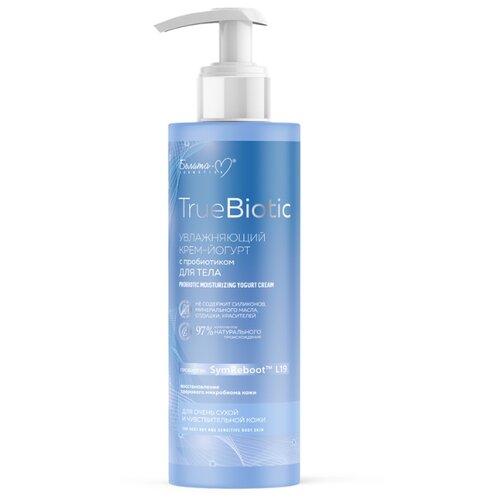Крем для тела Белита-М TrueBiotic Увлажняющий крем-йогурт с пробиотиком, 190 г