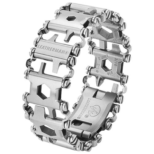 Мультитул LEATHERMAN Tread (832325) (29 функций) стальной