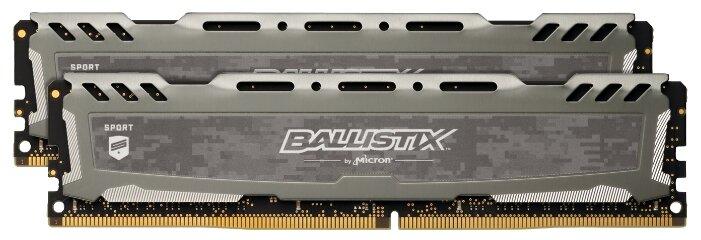 Ballistix Оперативная память Ballistix BLS2K8G4D32AESBK