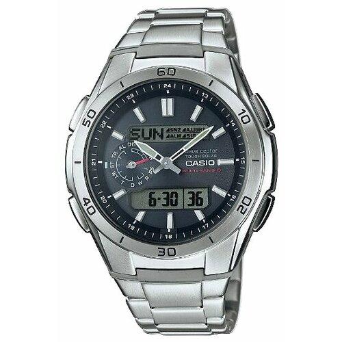 Наручные часы CASIO WVA-M650D-1A наручные часы casio radio controlled wva 109he 1b