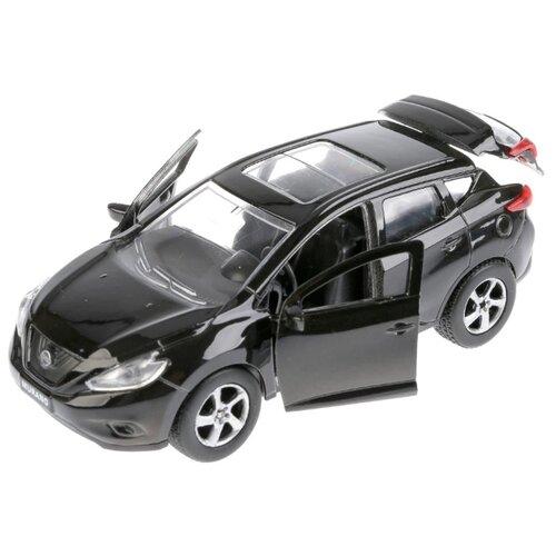 Купить Легковой автомобиль ТЕХНОПАРК Nissan Murano (SB-17-75-NM-N-WB) 12 см черный, Машинки и техника