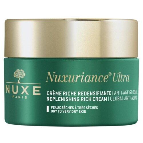 Крем Nuxe Nuxuriance Ultra укрепляющий дневной 50 мл splendieuse nuxe