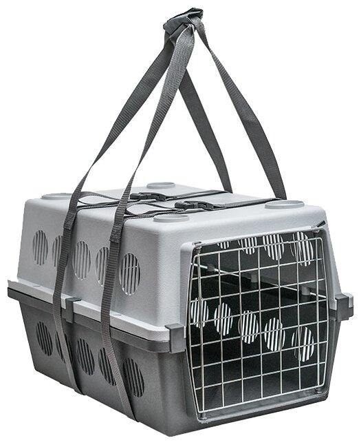 Переноска-клиппер для животных Дарэлл Пегас №3 61х40х36 см
