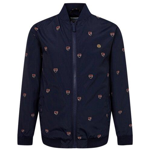 Купить Ветровка Mayoral 3.453 размер 128, 008 синий, Куртки и пуховики