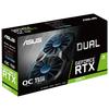 Видеокарта ASUS DUAL GeForce RTX 2080 Ti 1350MHz PCI-E 3.0 11264MB 14000MHz 352 bit 3xDisplayPort HDMI HDCP OC