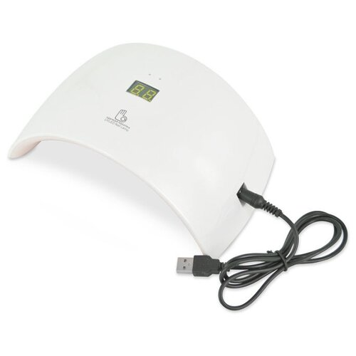 цена на Лампа LED-UV Touching Nature 9S, 24 Вт белая