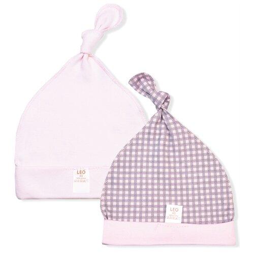 Купить Шапка LEO размер 40, розовый, Головные уборы