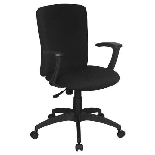 Компьютерное кресло Бюрократ CH-470AXSN офисное, обивка: текстиль, цвет: черный 26-28 цена 2017