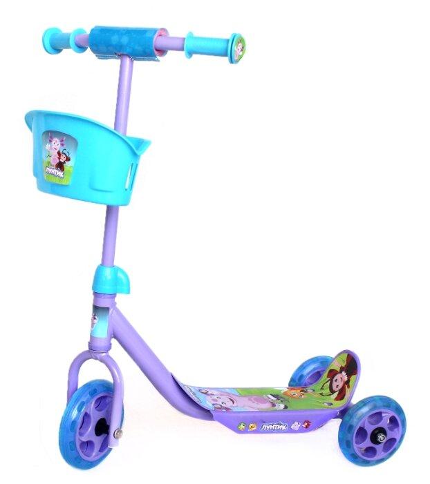 Кикборд Shantou City Daxiang Plastic Toys ST-PL-LNT Лунтик