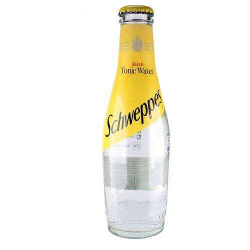 Тоник Schweppes Indian Tonic, 0.2 л schweppes индиан тоник напиток сильногазированный 1 5 л