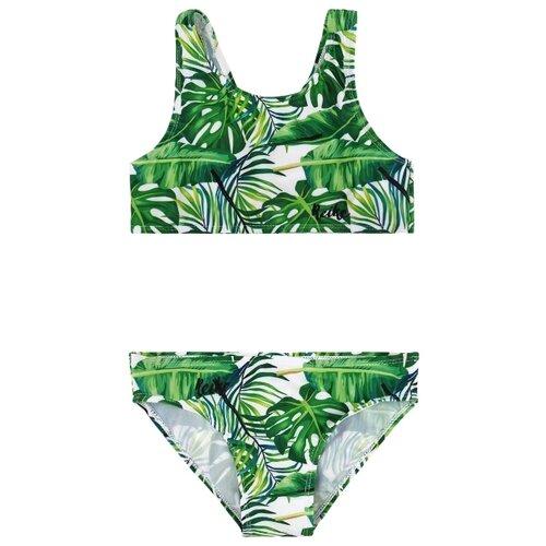 Купальник Reike размер 134, зеленыйБелье и купальники<br>
