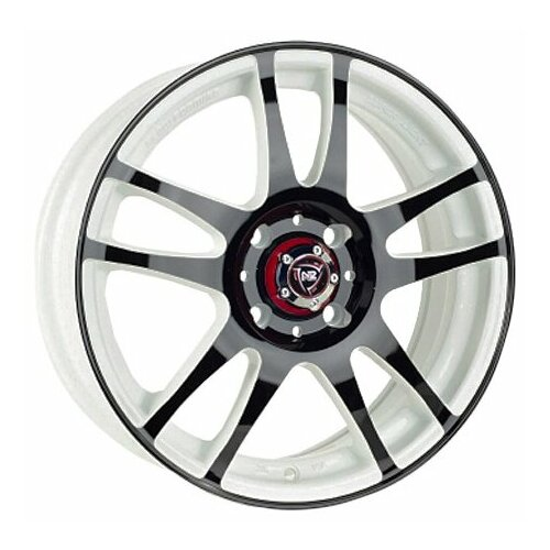 Фото - Колесный диск NZ Wheels F-45 6.5x16/5x112 D57.1 ET46 W+B колесный диск pdw wheels 6032