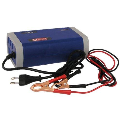 Зарядное устройство ДИОЛД ИЗУ-6 синий/серый