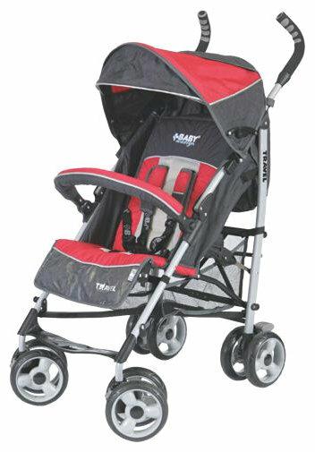 Прогулочная коляска Baby Design Travel (2008)