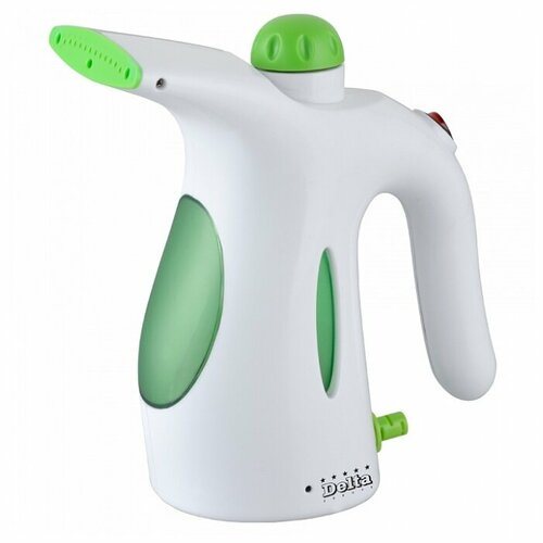 Отпариватель DELTA DL-655P, белый/зеленый