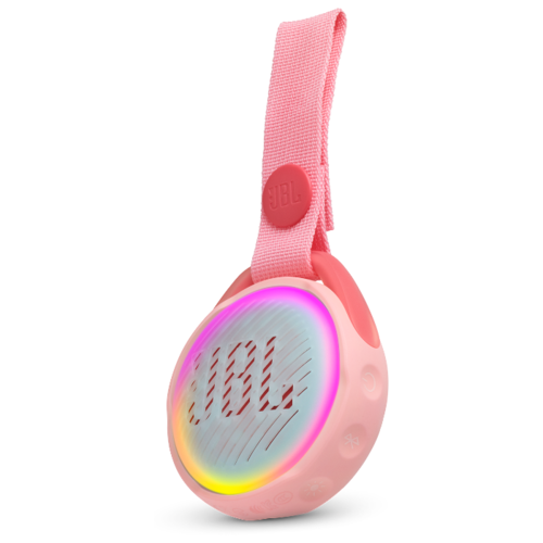 Портативная акустика JBL JR POP rose pink clarins 762 pop pink