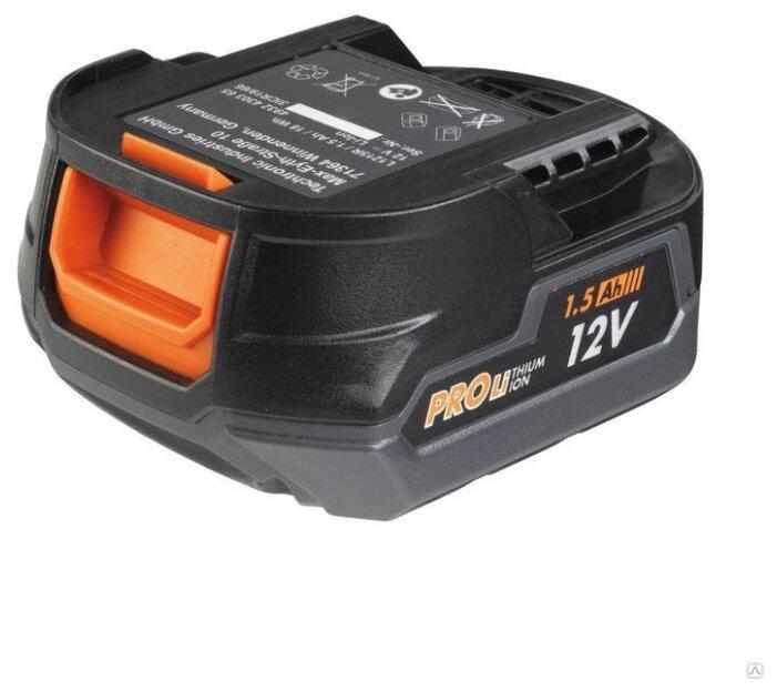 Аккумуляторный блок AEG Аккумулятор AEG L1215R 12 В 1.5 А·ч