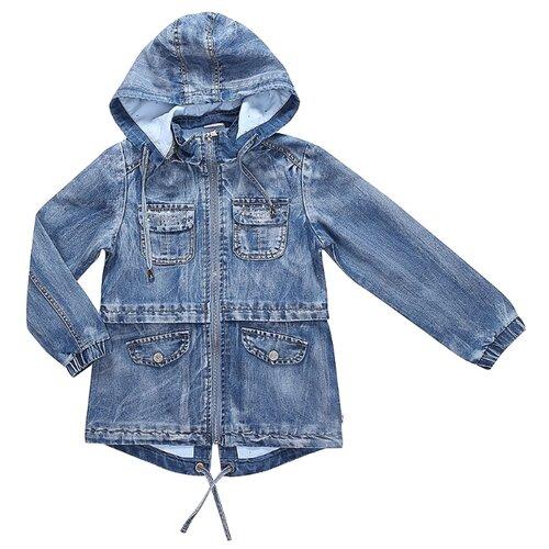 Парка Sweet Berry размер 98, голубойКуртки и пуховики<br>