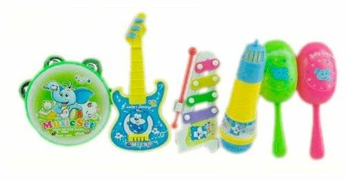 S+S Toys набор инструментов Best'Ценник Музыкальное ассорти EG4795R