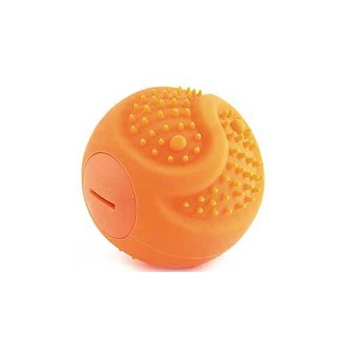 Мячик для собак Richi Led Dog USB Ball оранжевый