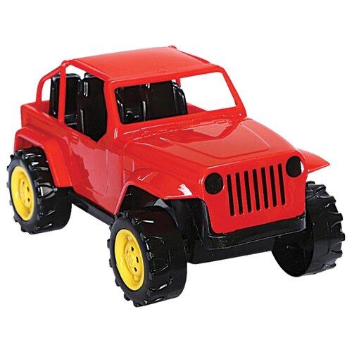 Купить Внедорожник Terides Т8-020 34 см красный, Машинки и техника