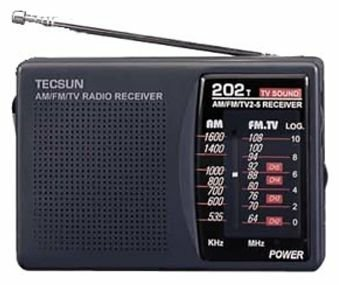 Радиоприёмник Tecsun R-202T