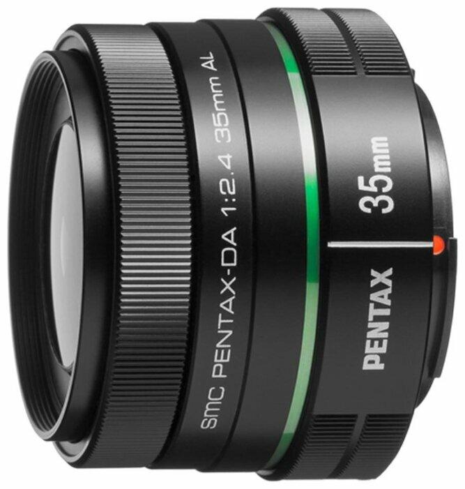 Объектив Pentax SMC DA 35mm f/2.4 AL — купить по выгодной цене на Яндекс.Маркете