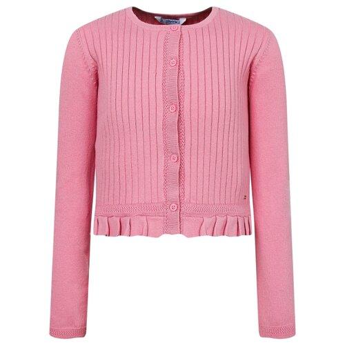 Купить Кардиган Mayoral размер 104, розовый, Свитеры и кардиганы
