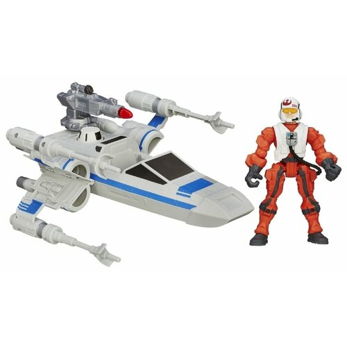 Купить Фигурка Hasbro Star Wars Hero Mashers Боевое транспортное средство B3702, Игровые наборы и фигурки